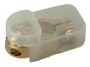 Beskyttelsesdeksel for batteriterminal liten
