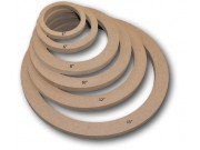 MDF ring for 13cm, stk