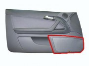 Høyttalerpanel Audi A3 02- 3 dører (PMS040)