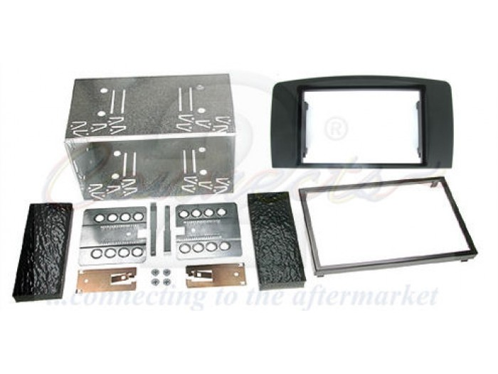 2-DIN ramme - Mercedes - CT23MB07