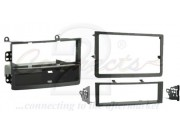 2-DIN ramme - Nissan - CT24NS05