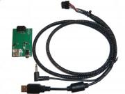 USB integrasjonssett - Kia - CTKIAUSB3