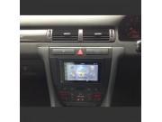 2-DIN ramme - Audi - CT24AU18