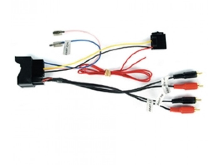 ISO-overganger - Audi - CT51AU05