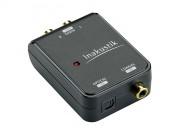 in-akustik DAC Star m/Coax og Optisk inngang