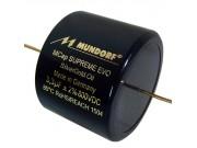 Kondensator Mundorf SUPREME EVO SilverGold Oil 1,0
