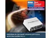 Mosconi Gladen PICO 2.0 - 2 kanals ultrakompakt forsterker