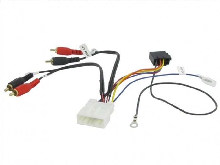 CONNECTS2 ISO-adapter- CT20NS07