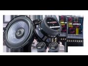 Gladen SQX 165 - 2 Ohm - komponentsett