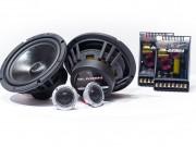 Gladen Zero Pro 165.2 DC - komponentsett