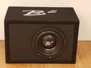 B2 Audio HNX8 med kasse på 28.liter