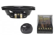 Gladen SQX 130 Slim - komponentsett med liten dybd