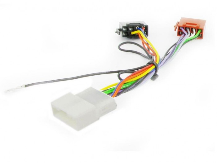 CONNECTS2 ISO-adapter - Nissan - CT20NS05
